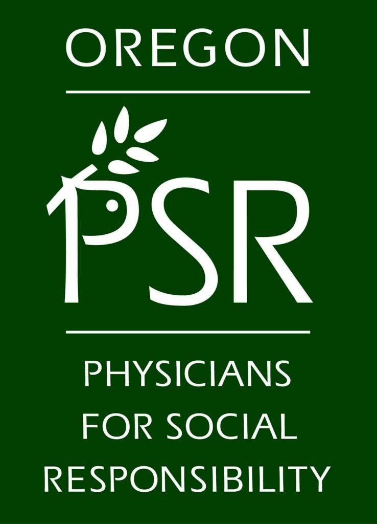 Physicians For Social Responsibility Logo